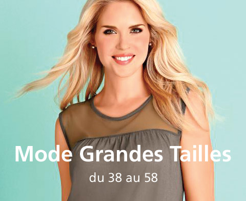 Mode grandes tailles
